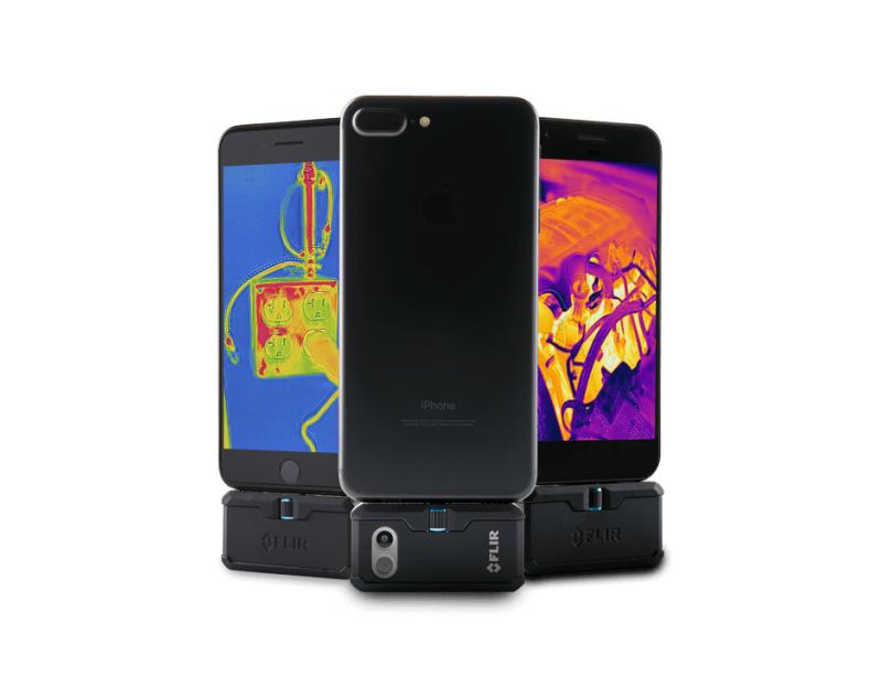 Flir One Pro Android – 160x120 (-20+400C) Termal Kamera USB - C